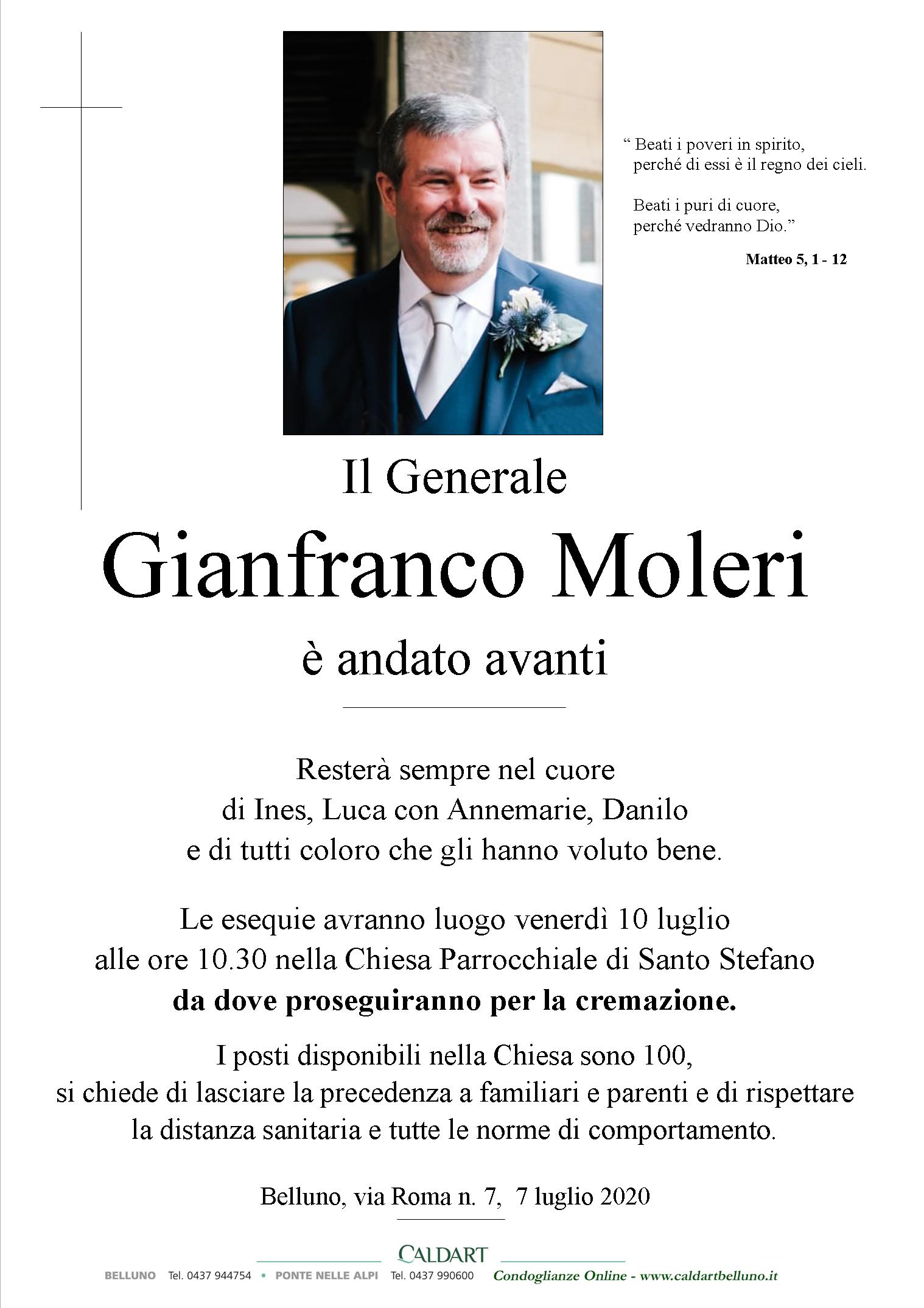 Moleri Gianfranco