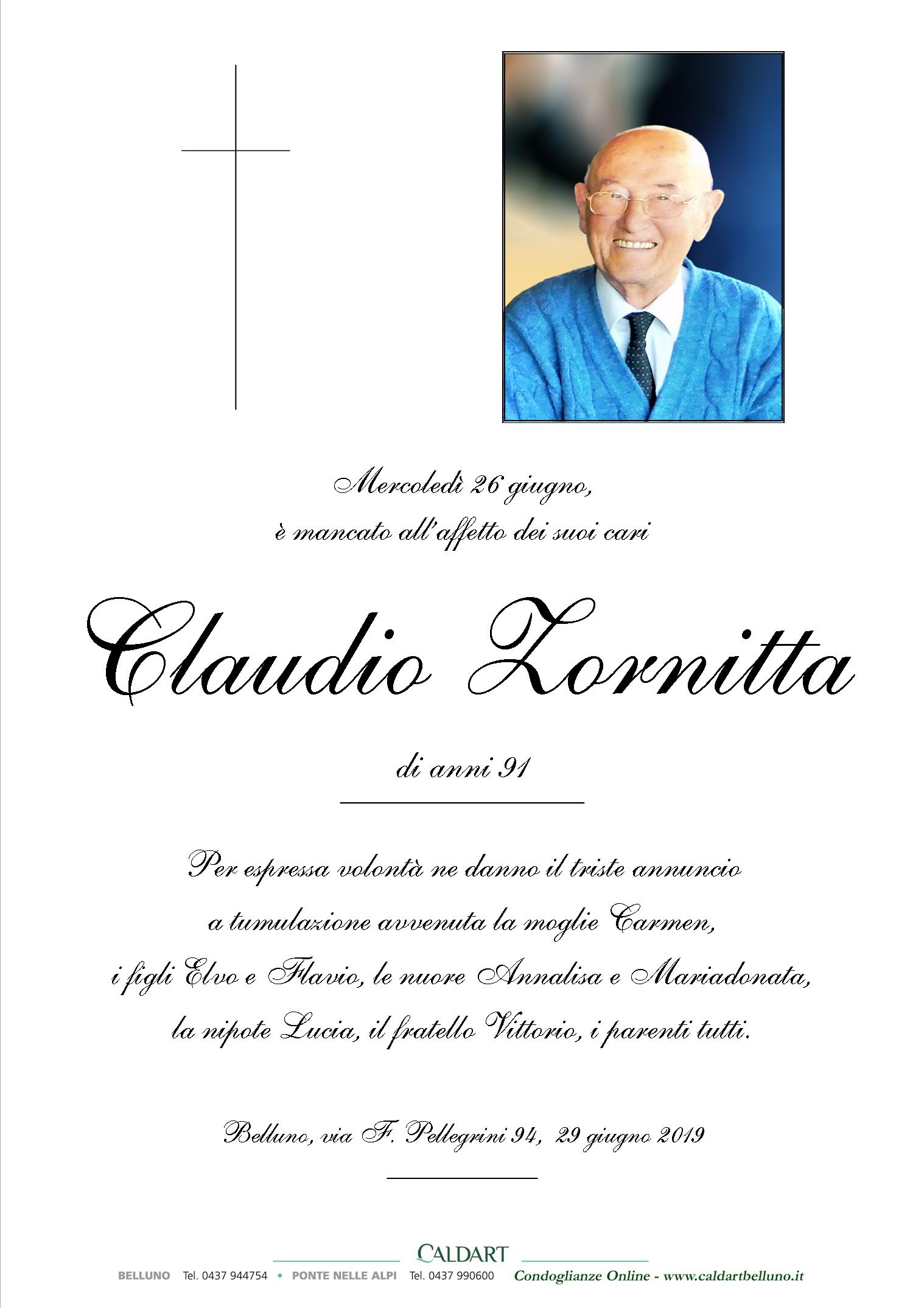 Zornitta Claudio